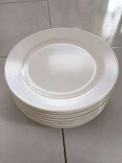 Melamine Plates (12pcs)