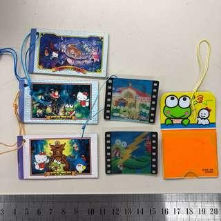 Sanrio $68全圖六件 kerokerokeroppi 小禮物 非賣品 罕有 Puroland