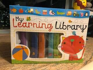 Baby Book - My Learning Library