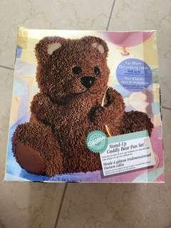 Wilton BIG BEAR baking pan