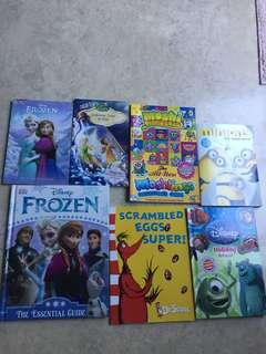 🚚 CHILDREN BOOKS CLEARENCE