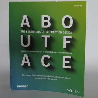 About Face: The Essentials of Interaction Design, 4th Edition by Alan Cooper and Robert Reimann