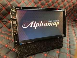 "ALPHAMAP 6082 MP5 Player 6.95"" inch"