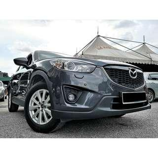 2016 Mazda CX-5 2.0 (A) [FACELIFT][FULL LOAN][UNDER WARRANTY][FULL SERVICED RECORD][ONE OWNER][PROMOTION] 16