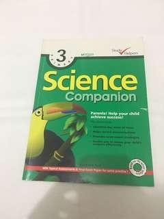 Science Companion Kelas 3