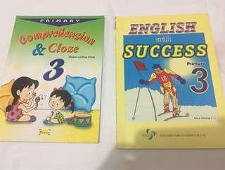English Comprehension kelas 3