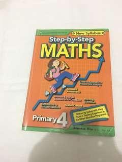 Mathematics Step-by-step kelas 4