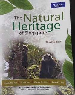 GES 1021/ SSS1207 The Natural Heritage Of Singapore (NUS)