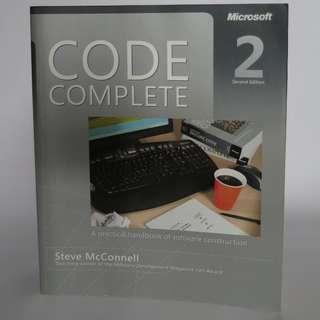 Code Complete: A Practical Handbook of Software Construction, 2nd Edition by Steve McConnell