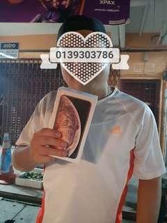 Iphone xs max 256gb 4398rm 0139303786