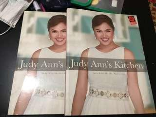 Judy Ann's Kitchen cookbook