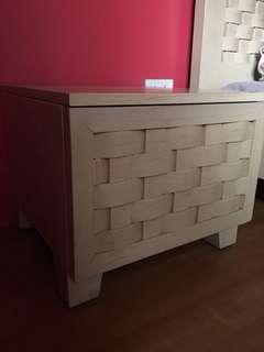 Bed side table drawer