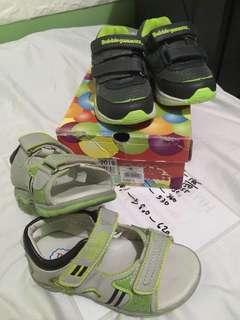 Bundle Sale!! Bubblegum x Thomas Shoes and Sandals