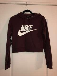 Nike Cropped Sweater Size Small