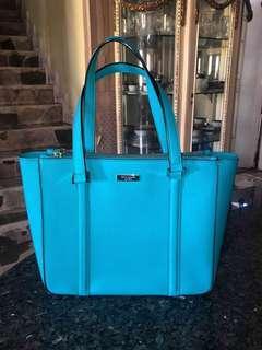 Kate spade bag blue