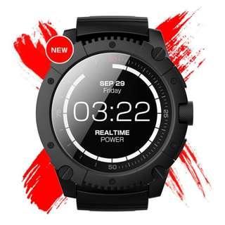New Smartwatch Powered by You - MATRIX PowerWatch