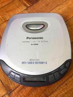 Panasonic Portable CD player