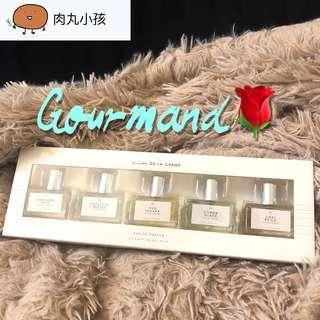 Gourmand香水禮盒 #聖誕禮物首選
