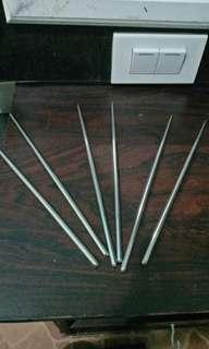 Chopsticks aluminum