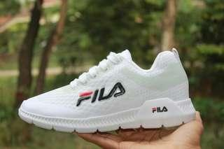 Sepatu Fila Anak Putih Made In Vietnam