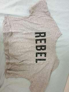 Rebel Crop top