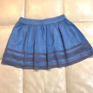 (含運)Chica雪紡短裙