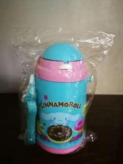 CINNAMOROLL  Pop-up Straw Bottle
