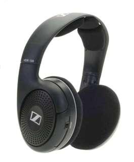 Sennheiser HDR 120 Wireless Addiction Headphones for RS 110 & RS 120 Wireless System