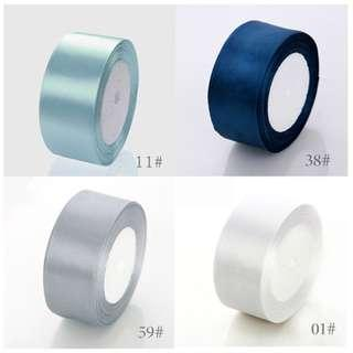 Satin Ribbon 4cm / 0.6cm
