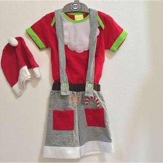 Preloved - Baju Santa merk Eyka
