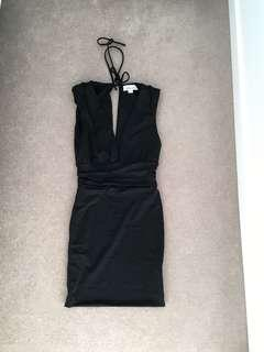 Little black dress size 6/8