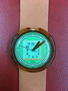 SWATCH ORIGINAL PWG101 / WIDE ANGLE