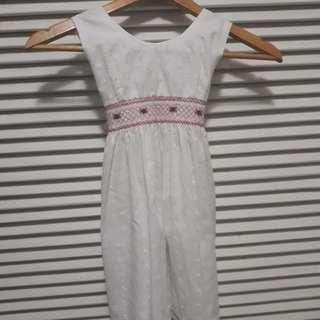 White Dress (20inches long)