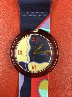 SWATCH ORIGINAL PWR107 / ART DECO