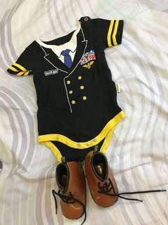 Pilot Bodysuit (Price reduced)