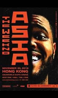 The Weeknd Concert tickets 11/30 $998 tickets now selling for 750each