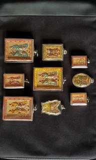 KK early batch amulet 2543/44