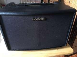 Roland acoustic chorus AC-60