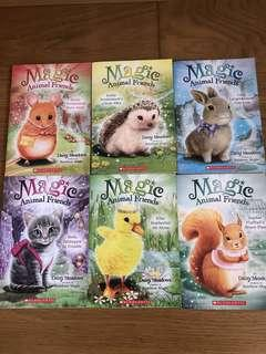 Magic Animal Friends books series