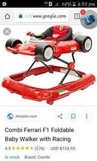 Combi Ferrari F1