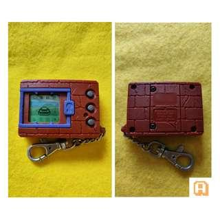 Digimon 1997 Vpet Ver.3 Brown