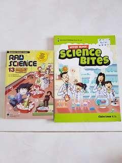 Assorted Science comics