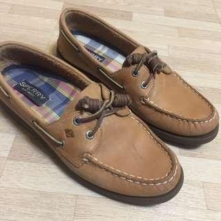 SPERRY (Authentic) slip-on shoes in tan size 7M