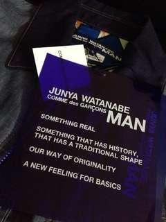 Junya Watanabe Man Chambray Work Jacket