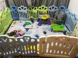 Playpen Play yard
