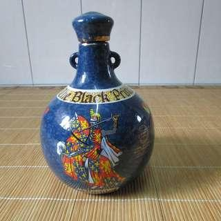 The Block Prince 25年 黑騎士 蘇格蘭 威士忌 空酒瓶 D-82