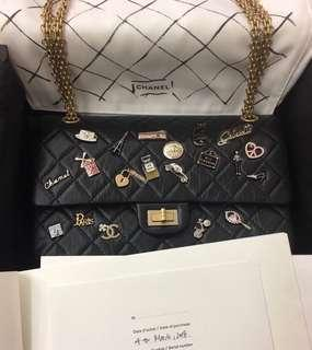 Chanel 2.55 Badge 2018 Limited Edition