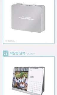 [LOOSE ITEM] Greeting Card + Photocard/Printed Photo Set