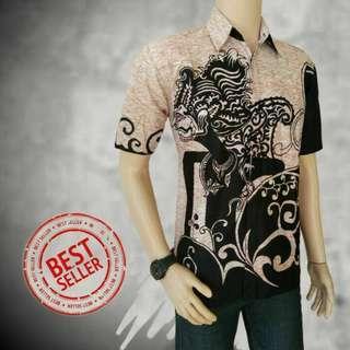 Batik motif jaman now