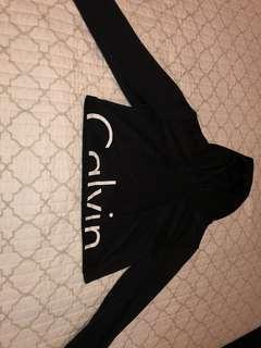 Calvin crop Longsleeve✨